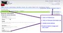 Screenshot of editing email on member profile