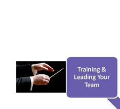Training & Leading Your Team
